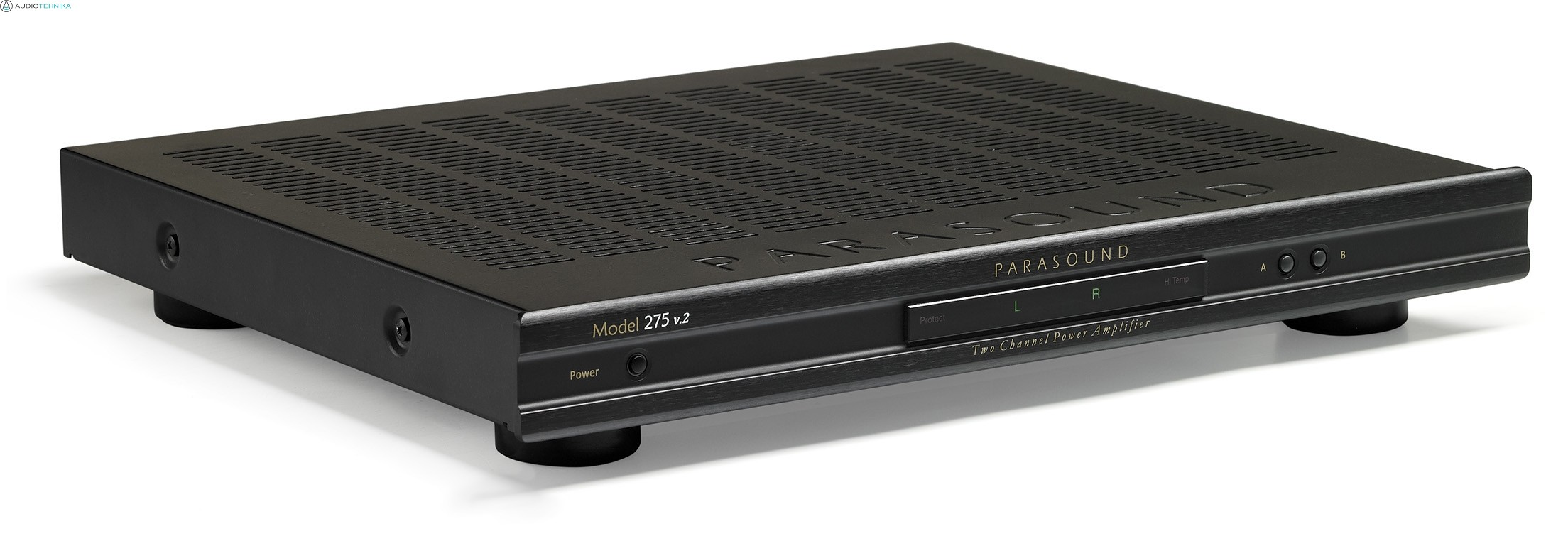 PARASOUND NewClassic 275 v.2 Two Channel Power Amplifier