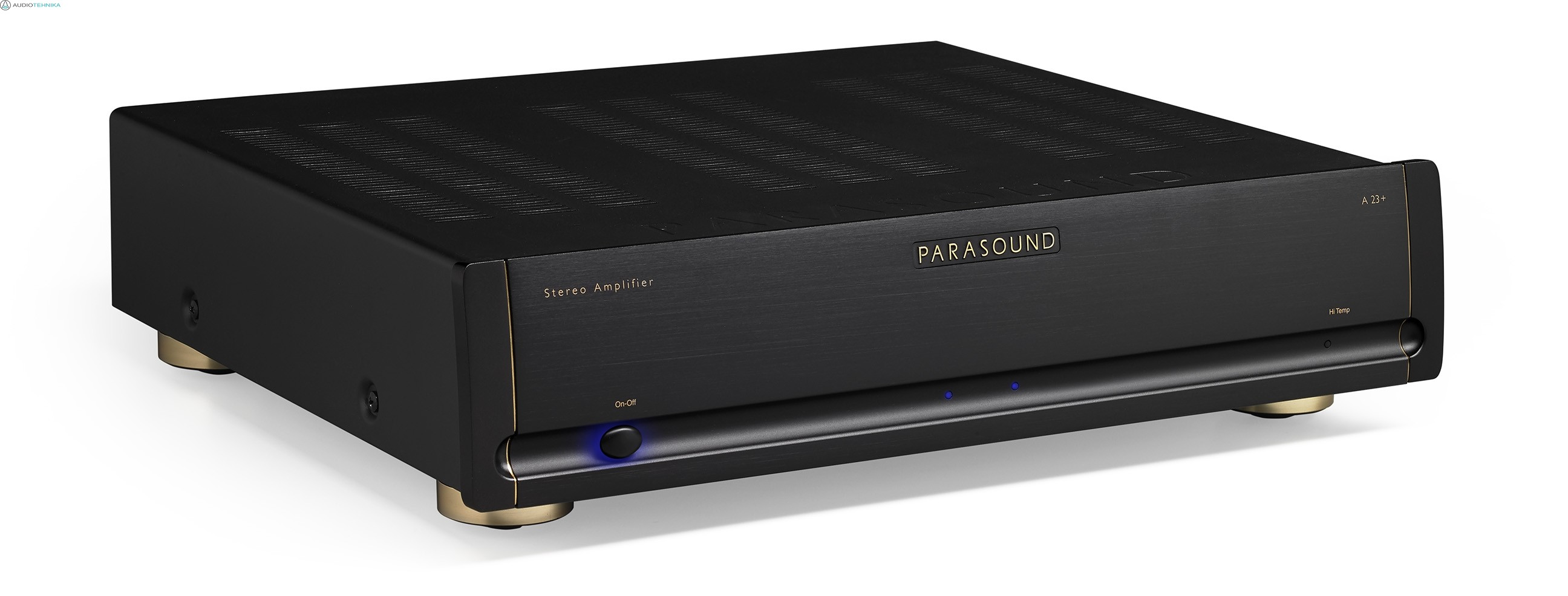 PARASOUND A 23+ Stereo Power Amplifier Halo