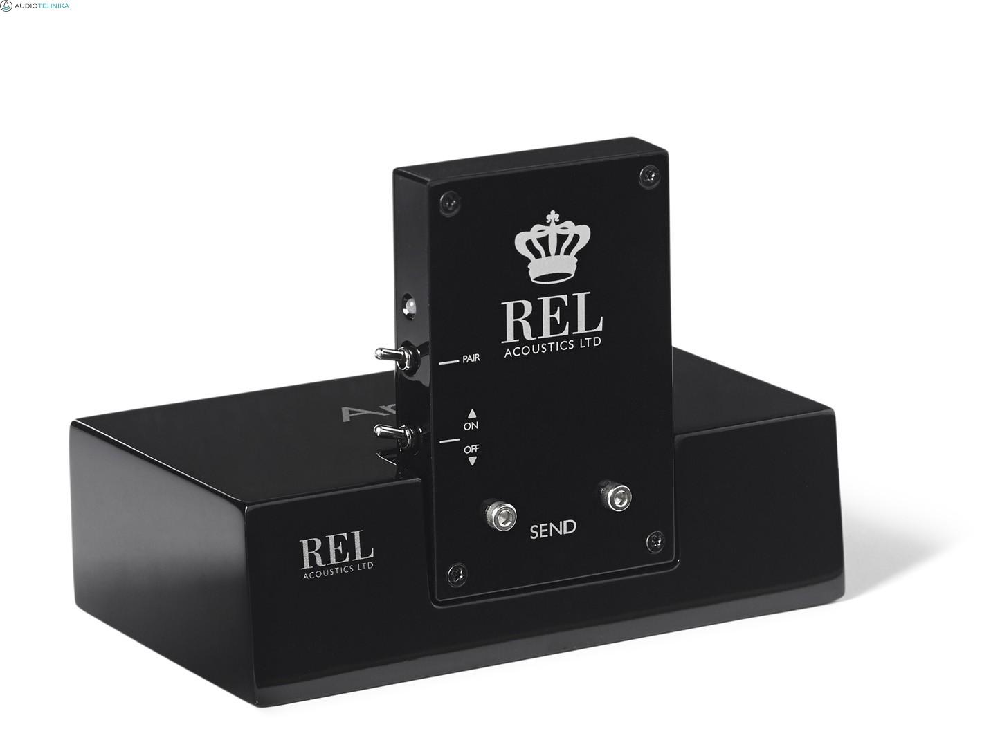 REL Arrow audiosignaali saatja