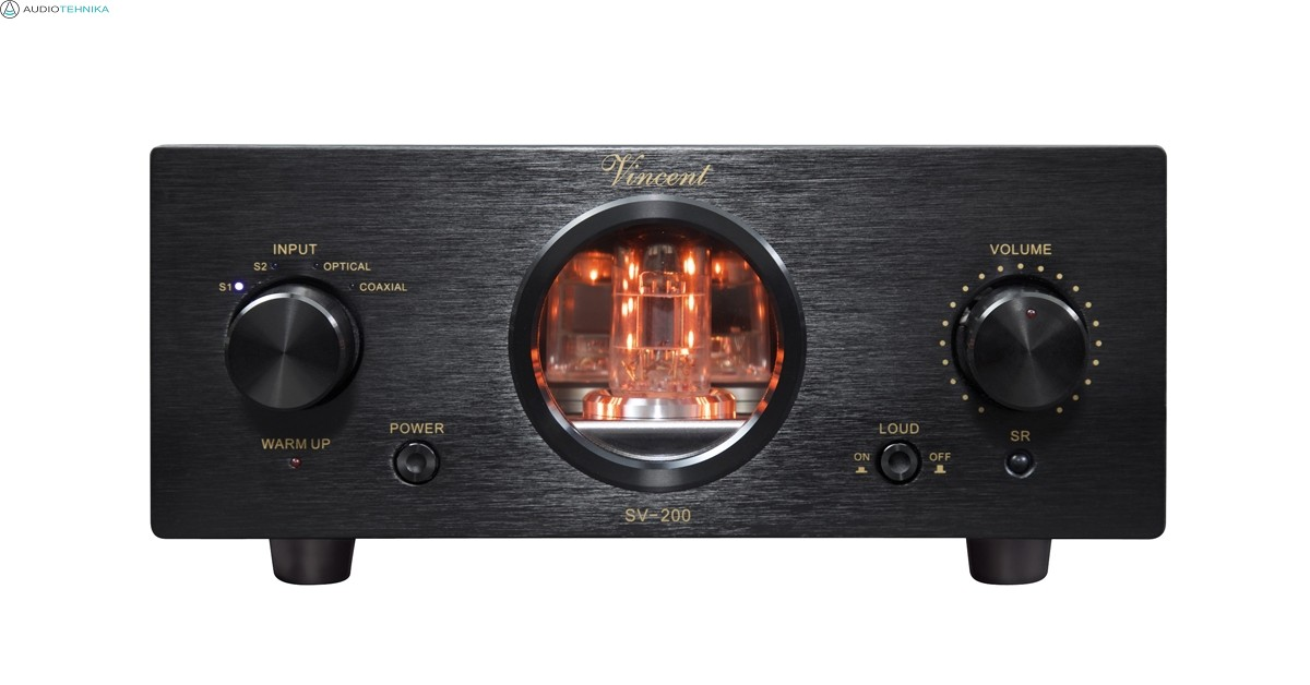VINCENT SV-200 Hybrid Integrated Amplifier