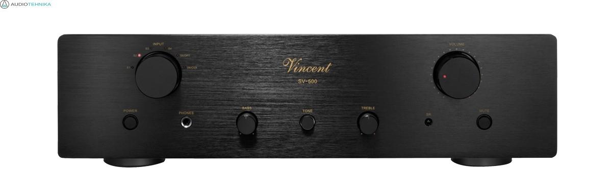 VINCENT SV-500 Hybrid Integrated Amplifier