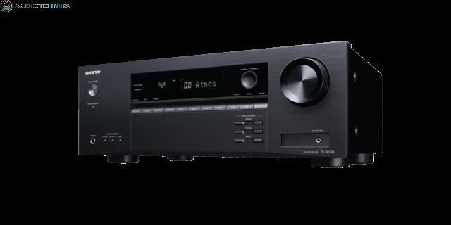 ONKYO TX-SR393 5.2-Channel A/V Receiver