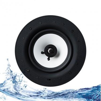 """Lithe Audio 6.5""""  niiskuskindel süvistatav kõlar IP44  tk"""