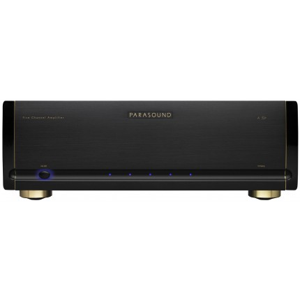 PARASOUND A 52+ Five Channel Power Amplifier Halo