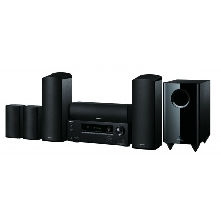 ONKYO HT-S5915 5.1.2-Channel Home Cinema Package