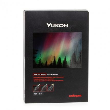 AudioQuest Yukon RCA -RCA kaabel