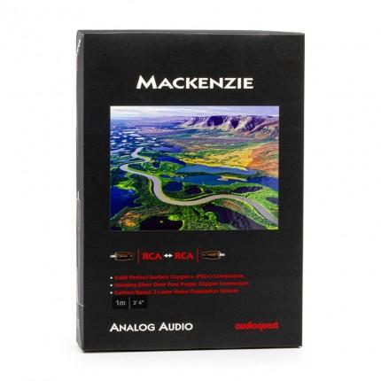 AudioQuest Mackenzie RCA -RCA kaabel