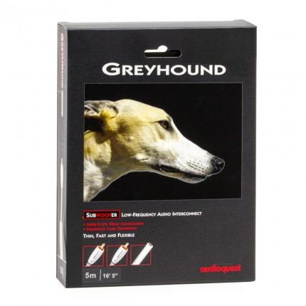 AudioQuest Greyhound subwoofrikaabel