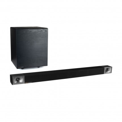 KLIPSCH Cinema 600 Soundbar ja Subwoofer