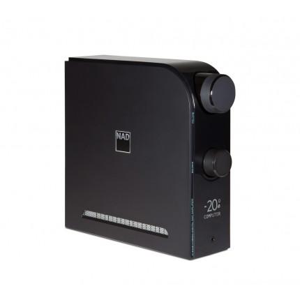NAD D 3045 Hybrid Digital DAC võimendi HDMI ARC-ga
