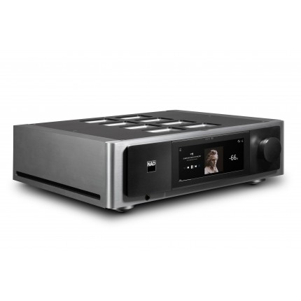 NAD M33 BluOS Streaming DAC Amplifier