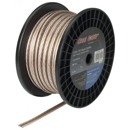 Real Cable Innovation BM kõlarikaabel (2 x 4,0 mm²)