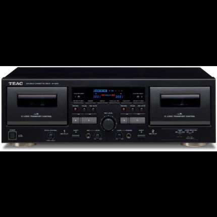 TEAC W-1200 kassetimängija